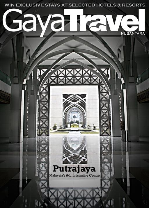 Mar/Apr 2012. Issue 7.2 - Putrajaya - Malaysia Administrative Centre