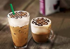 The name Starbucks® Blonde Roast indicates a coffee that is light bodied and flavorful