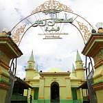 Pulau Penyengat - Masjid Raya Sultan Riau