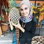 Kampung Selambak Pineapple Bazaar