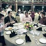 Dinner at Mutiara Burau Bay Beach Resort