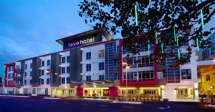 Fave Hotel Cenang Beach, Langkawi