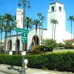 Los Angeles St
