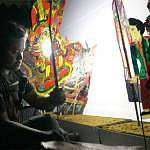 ' Wayang Kulit ' at Gelanggang Seni Cultural Centre