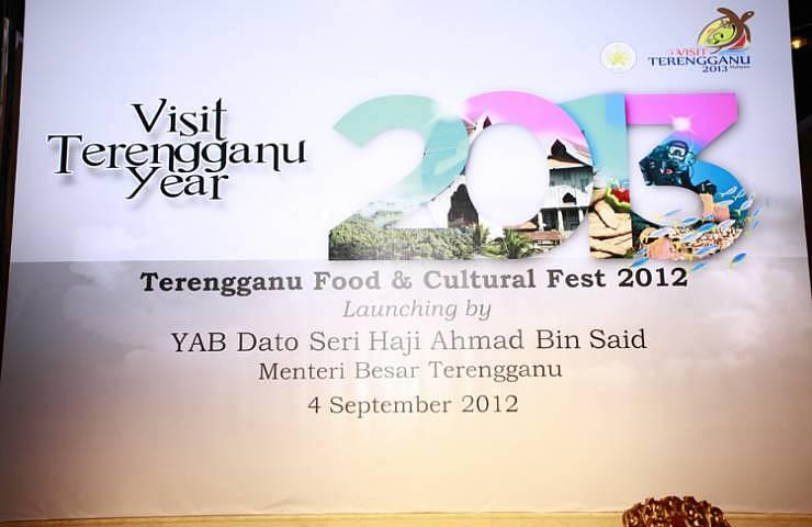 Terengganu Food & Cultural Fest 2012