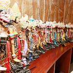 Wayang Golek - Traditional handcrafted Indonesian puppets