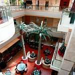 Dining area hotel