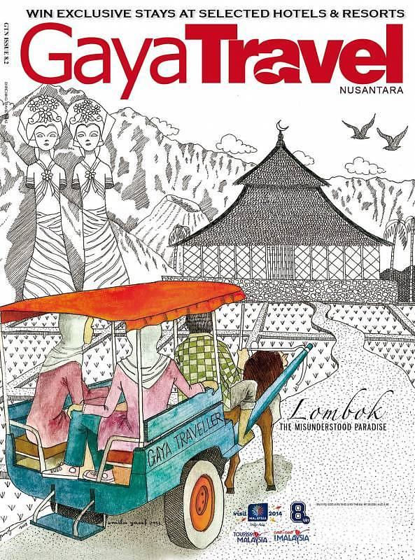Issue 8.2 - Lombok - The Misunderstood Paradise