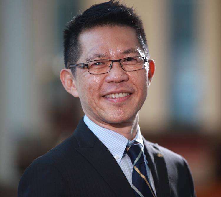 Gilbert Chai.  DoSM of Dorsett Grand Subang 2013