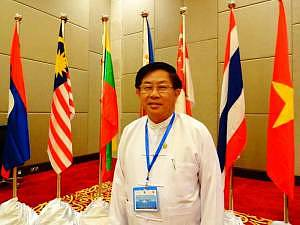 Director General Ministry of Hotels and Tourism Myanmar Aung Zaw Win