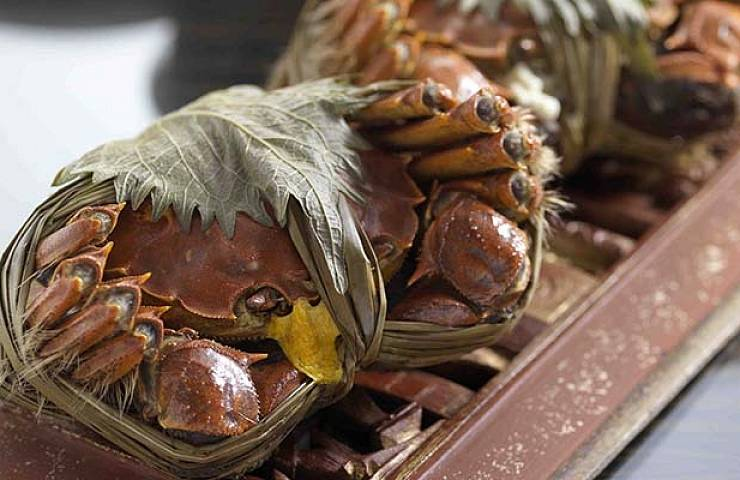 Five delicious Hairy crab dishes will kick off this season at Zuan Yuan Chinese Restaurant