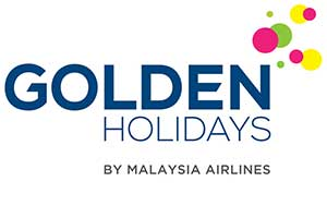 Beginning 1 January 2014, MASholidays will be known as Golden Holidays, the full-fledged tour operator of Malaysia Airlines