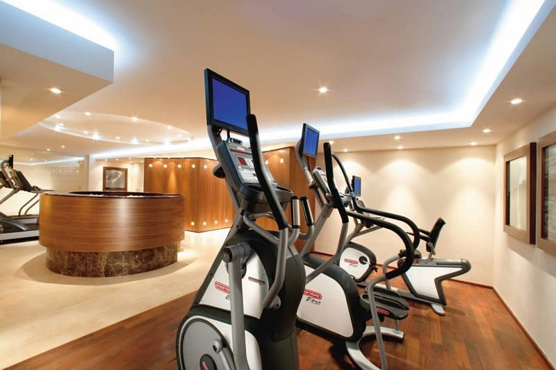 Mandarin Oriental, Prague - Fitness Centre
