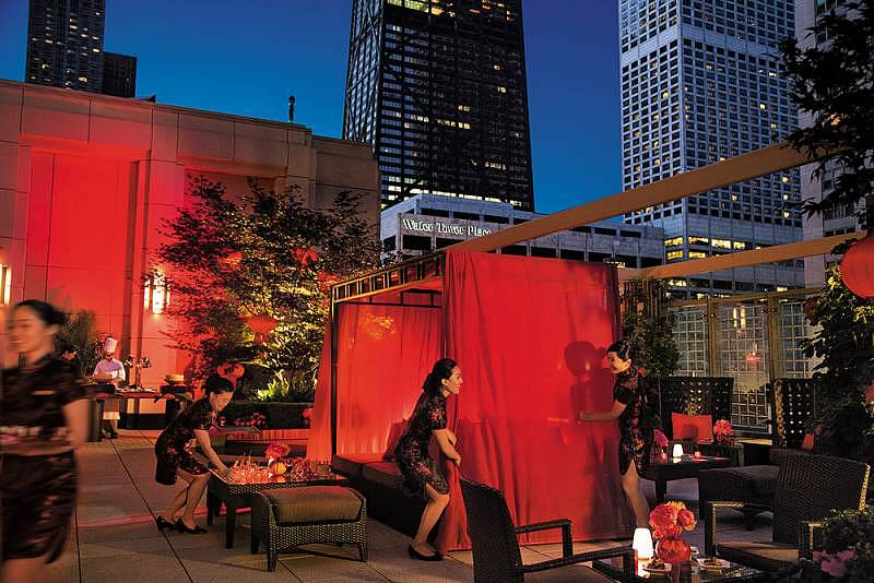 Shanghai Terrace at The Peninsula Chicago