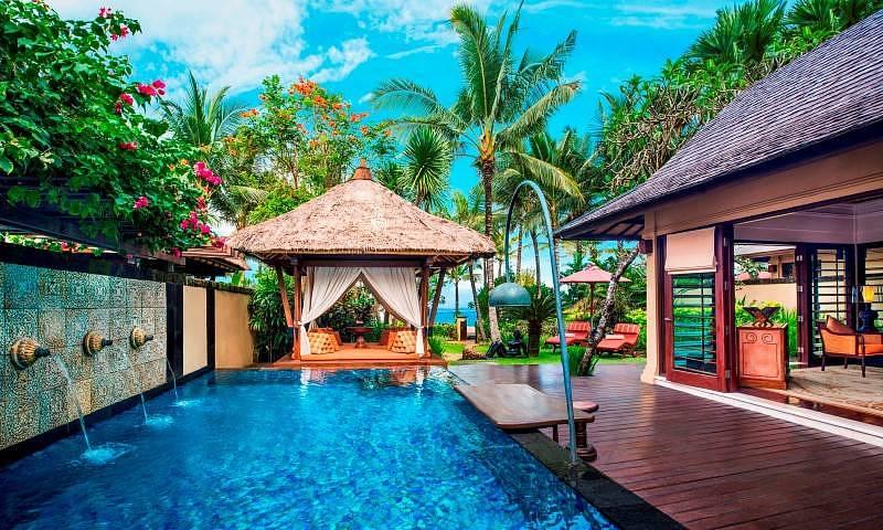 The Strand Villa at St. Regis Bali