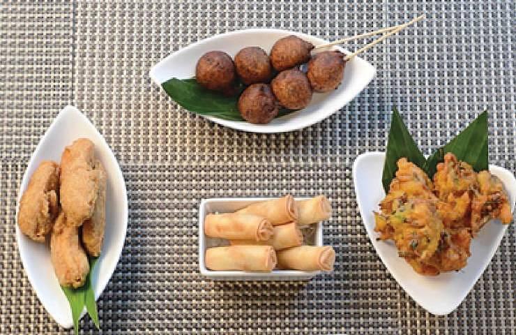 Tea Time Snack at Melting Pot Cafe Concorde Kuala Lumpur