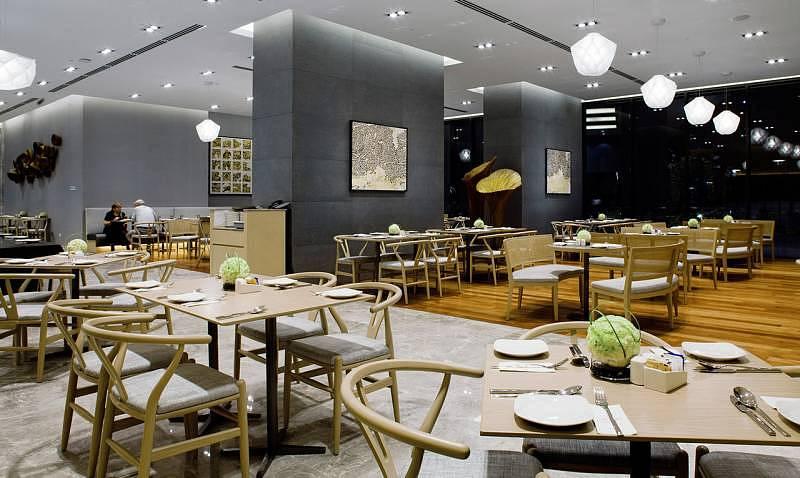 Fraser Residence's all day dining restaurant, Relish