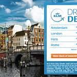 KLM Makes Your Travel Dreams Come True