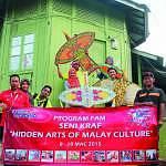 Rediscovering Traditional Arts and Handicrafts of Kelantan