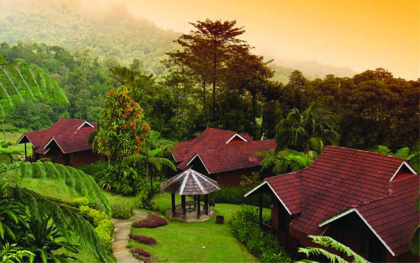 Photo Credits: Borneo Highlands Resort