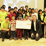 Grand Hyatt Kuala Lumpur Awards Community Grant To Precious Children's Home