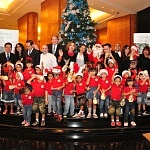 InterContinental Jakarta MidPlaza Shares the Spirit of Christmas with Little Ones in Need