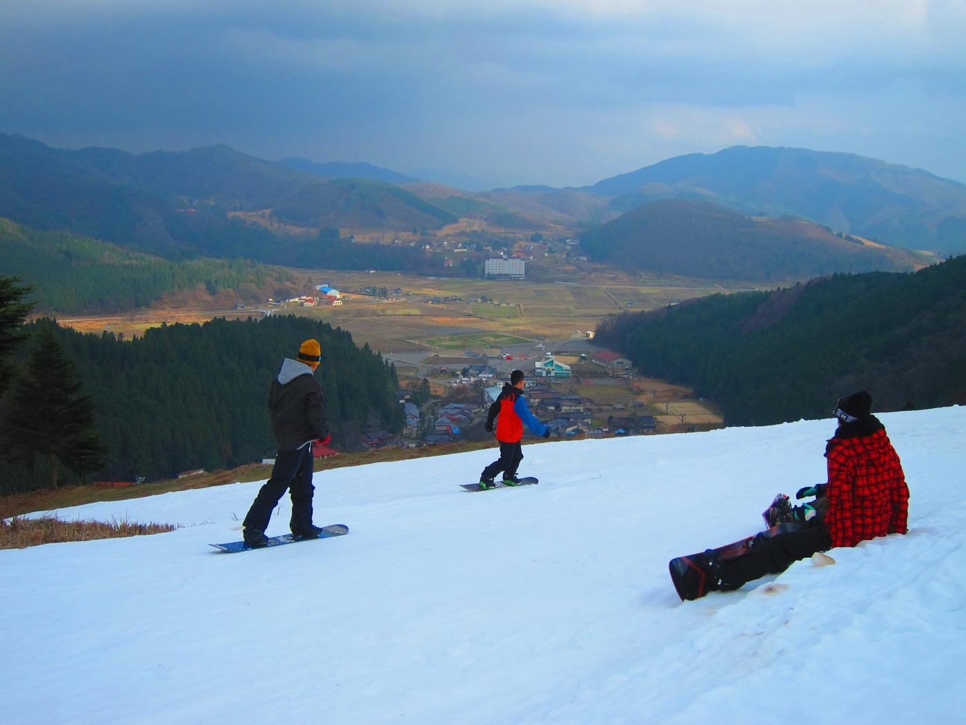Kannabe - Ski Area