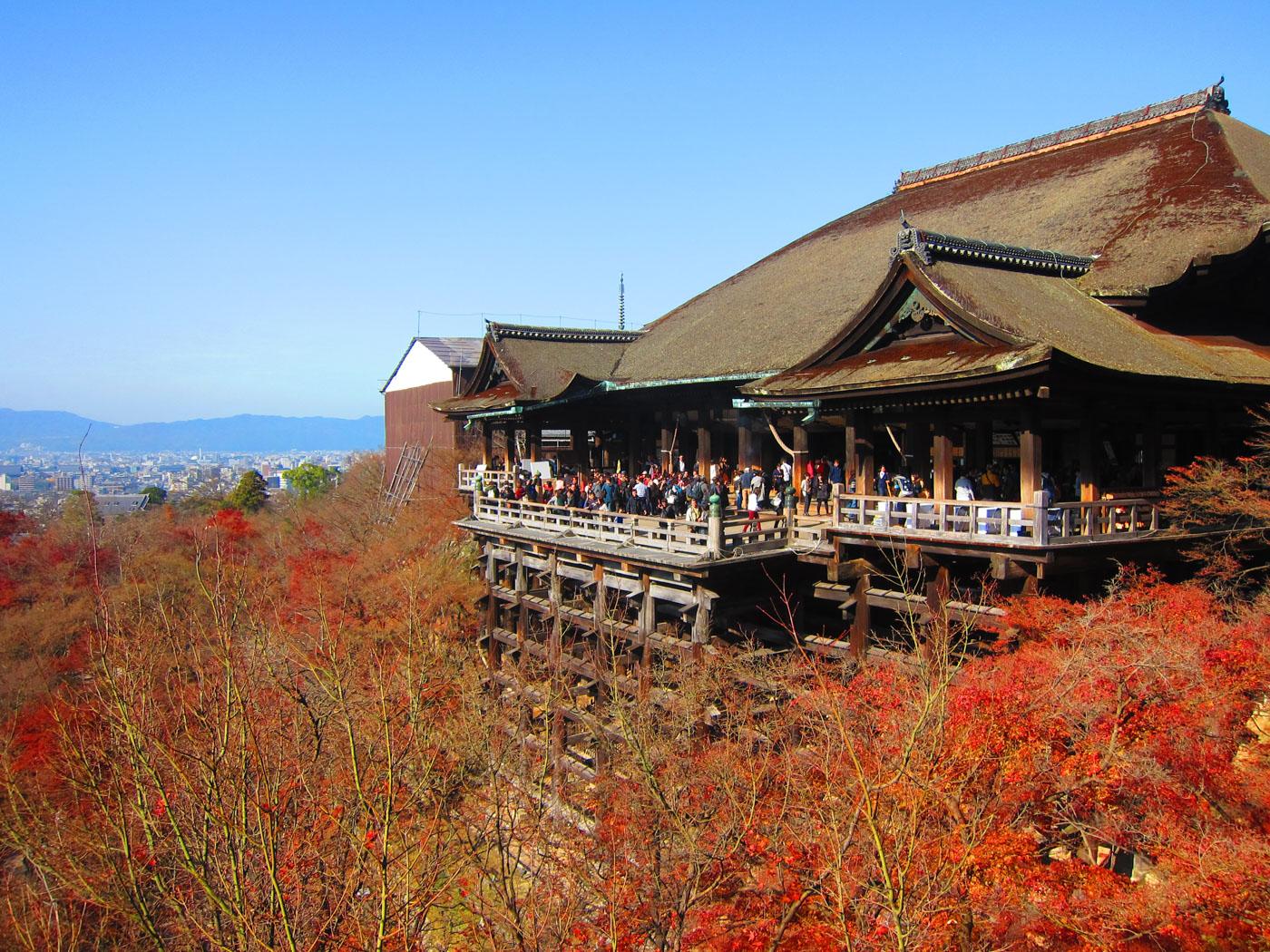 Kyoto - Kiyomizu-dera Temple 3