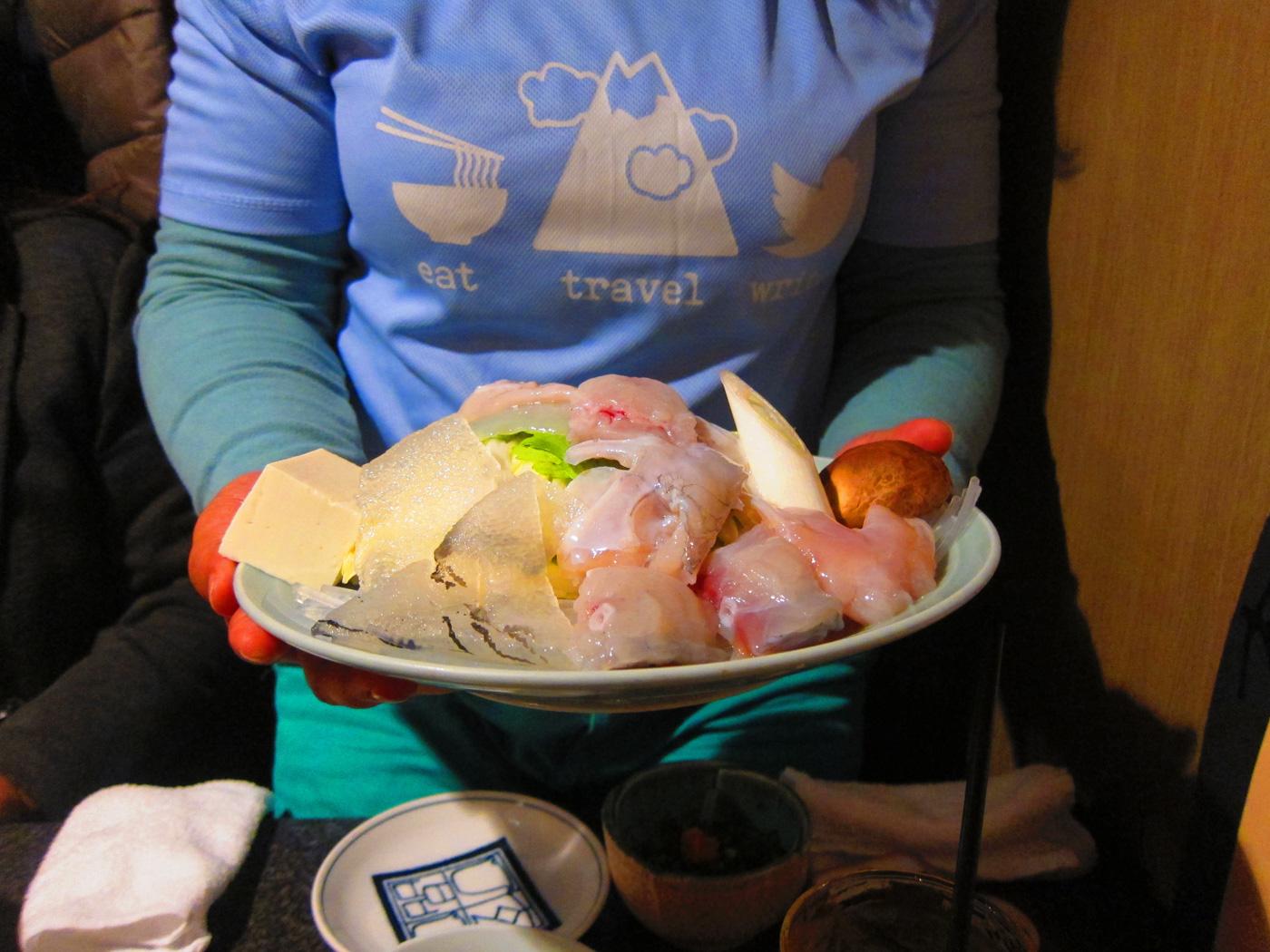 Osaka - Puffer Fish