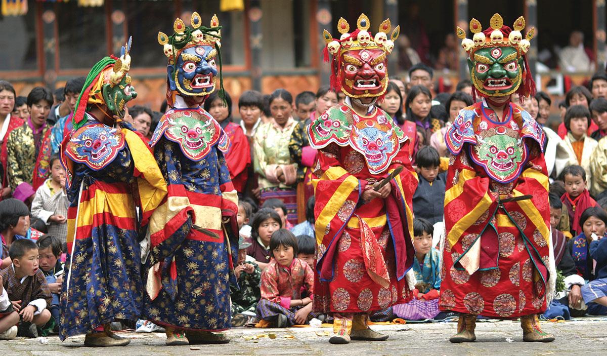 Photo Credits: Bhutan Travel Bureau