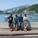 SonaOne's Top Five Things To Do with The Bros in Hong Kong