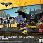 Meet The Dark Knight at LEGOLAND® Malaysia Resort