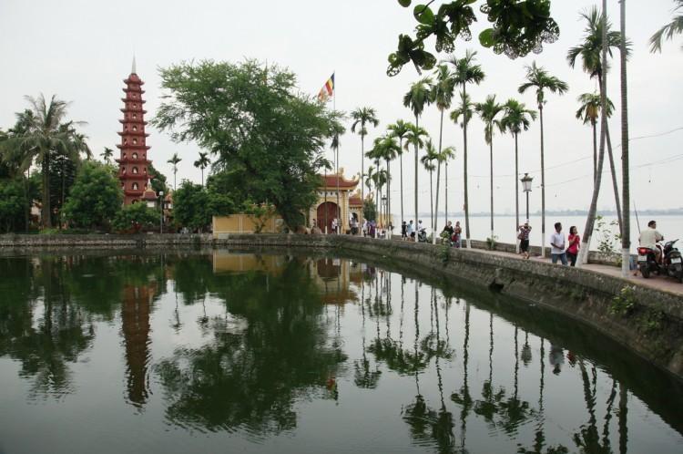Hanoi, The City of Lakes