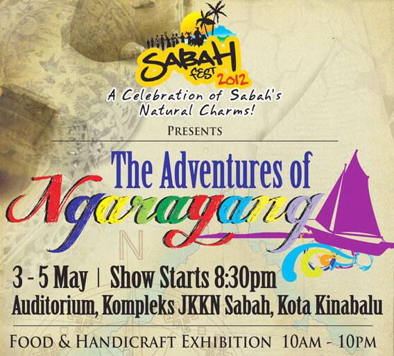 Sabah Fest 2012