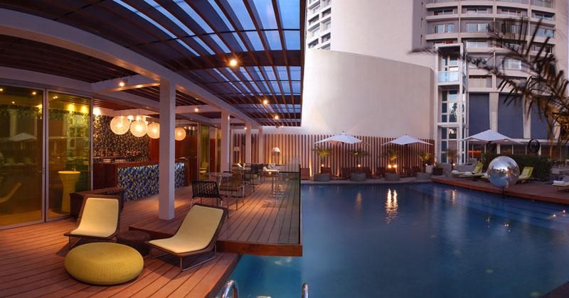 The Park New Delhi Hotel, New Delhi, India