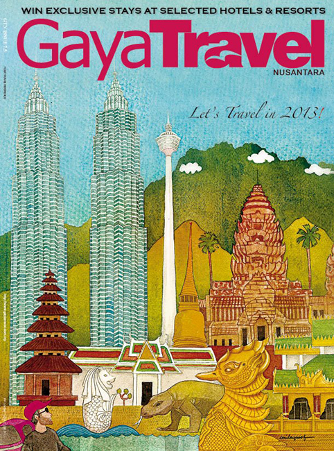 Issue 8.1 - Let's Travel in 2013
