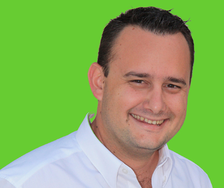 Frederick de Marcy Chelin Director of Sales and Marketing Outrigger Mauritius Resort and Spa