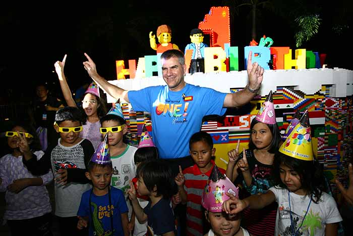 Happy Brickday! Legoland Celebrates Momentous First Year Today
