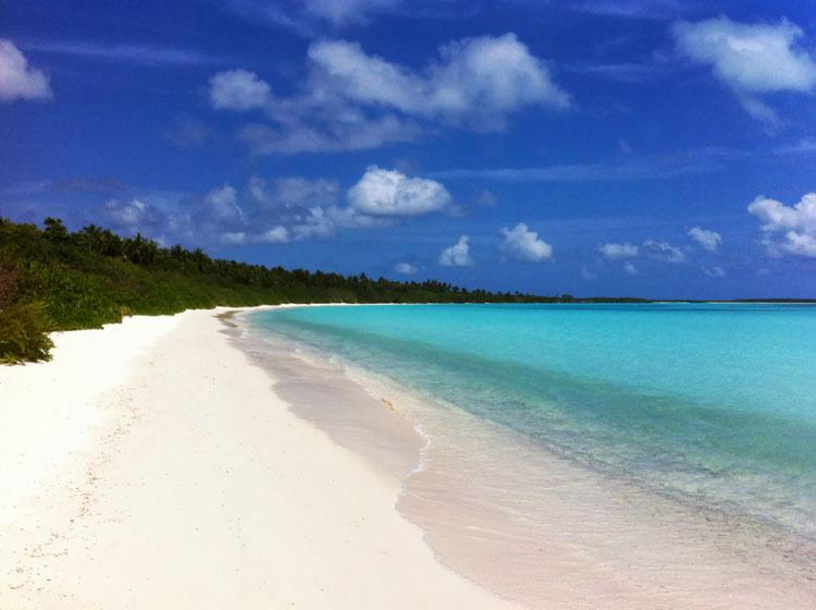 GHM Wades into Maldivian Waters