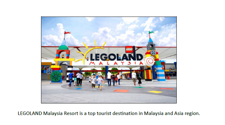 Legoland Malaysia Resort Wins Best Attraction & Tourism Experience from Expatriate Lifestyle's The Best of Malaysia Awards 2014