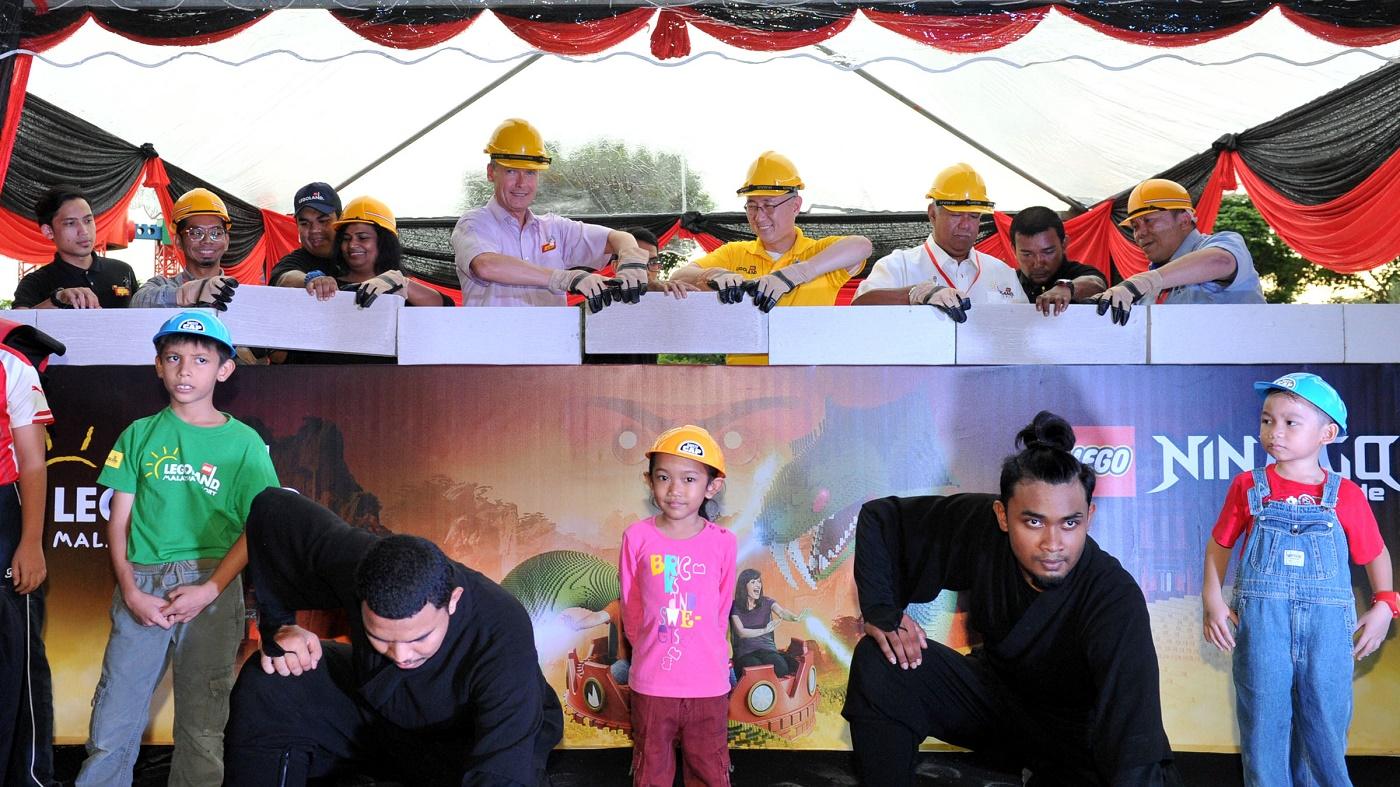 Investing more than RM40 million - LEGOLAND® Malaysia ...