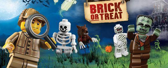 Halloween Brick-Or-Treat Party Night at LEGOLAND Malaysia Resort