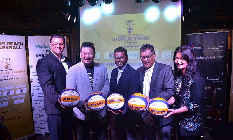 Malaysia First To Host 2017 FIVB Beach Volleyball World Tour in ASEAN