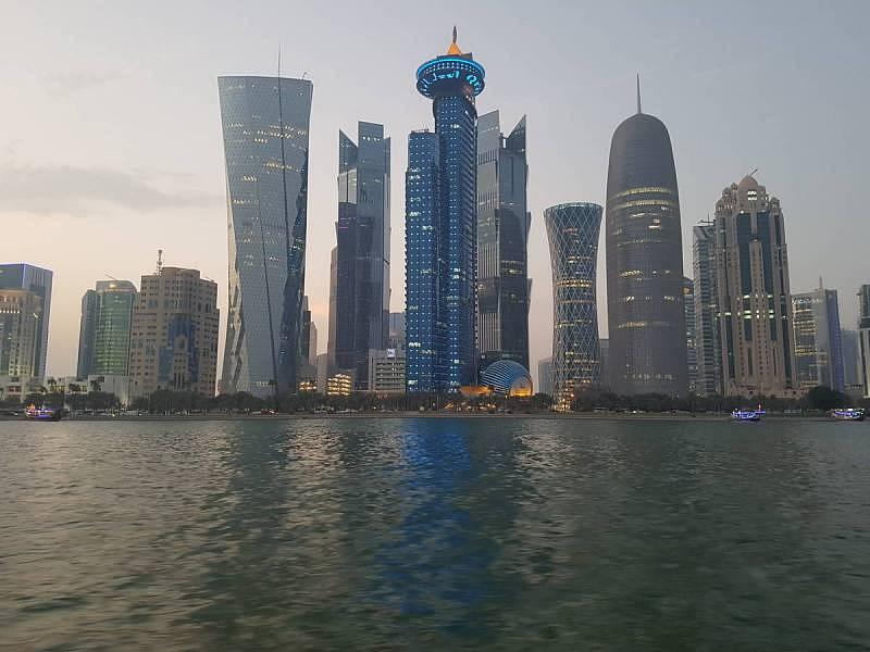 Dynamic Doha, the heart of Qatar