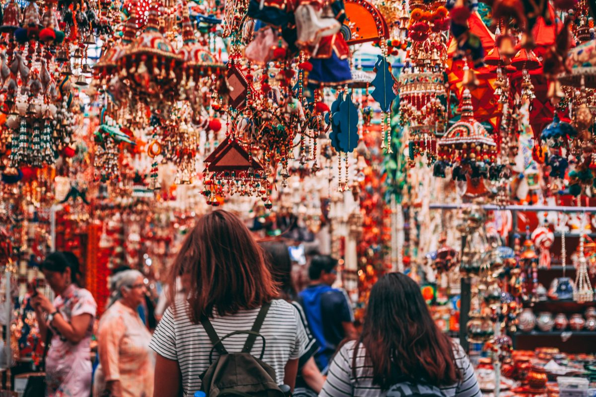 6 Instagrammable Spots Around Little India, Singapore