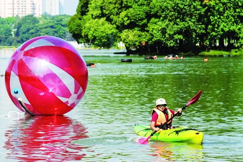 8 Ways to Play Tourist in Putrajaya