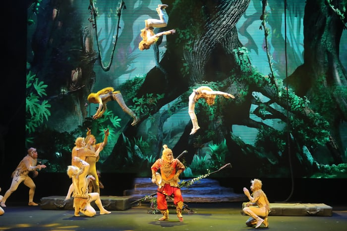 The Adventures of the Monkey King and the Golden-Hooped Rod