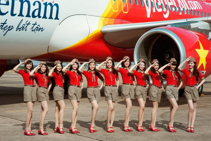 Vietjet Presented Best Ultra Low Cost Airline Award 2018 by AirlineRatings.com