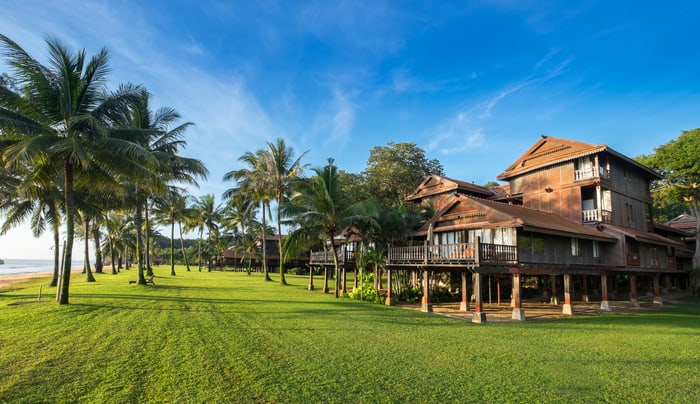 Ring in a Prosperous Chinese New Year at Club Med Cherating Beach