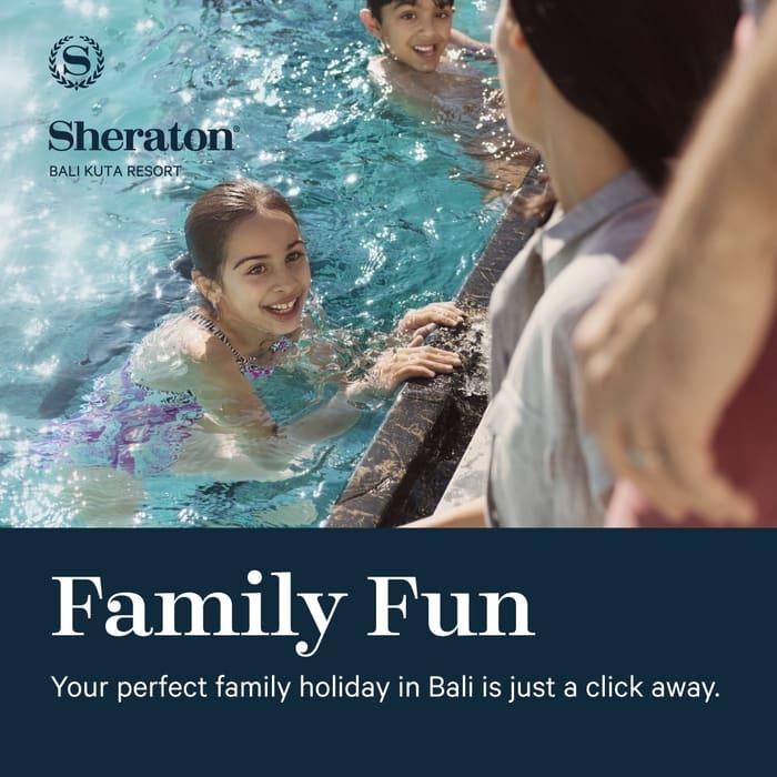 Sheraron Bali Kuta Resort